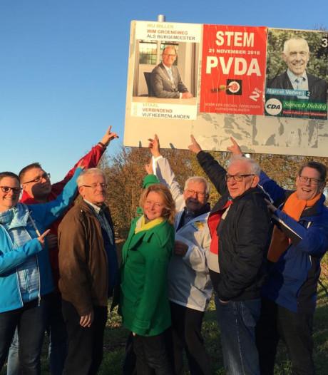 Politieke rel in Vianen: 'Dit is een mes in de rug van onze burgemeester Wim Groeneweg'