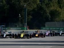 Reprimandes voor Sainz, Stroll en Hülkenberg na kwalificatie