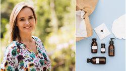Zero waste in je kot: met de DIY-boxen van Anne Drake maak je thuis zelf je beautyproducten