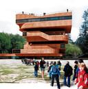 Artist Impression Nationaal Historisch Museum in Arnhem zoals dat enkele jaren geleden in voorbereiding was.