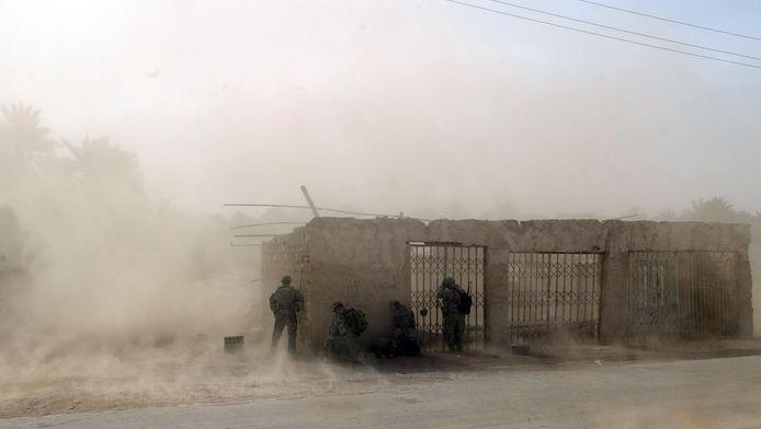 Soldats américains en Irak (archives)
