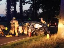 Vrouw komt om bij ernstig ongeval in Wekerom, man zwaargewond