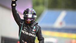 Hamilton pakt met GP van Steiermark eerste seizoenszege, Bottas maakt Mercedes-feestje compleet en blijft leider