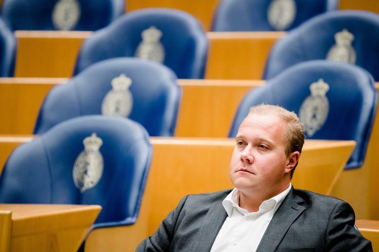 VVD-Kamerlid Thierry Aartsen. Beeld ANP