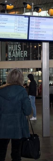 Treinverkeer Rotterdam Centraal rijdt weer volgens het boekje