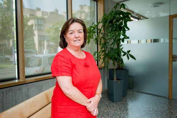 Martine Verjans, hoofddocent aan de faculteit bedrijfseconomische wetenschappen van de UHasselt.