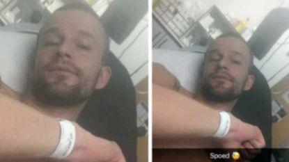 Tim uit 'Temptation Island' met spoed opgenomen in het ziekenhuis