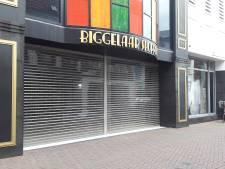 Roosendaalse wethouder wil rolluik Biggelaar weer open