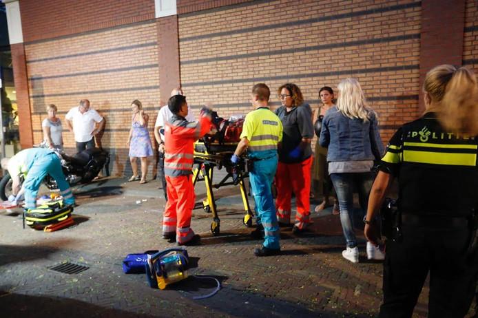 Motorrijder zwaargewond bij ongeluk in Valkenswaard