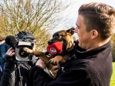 Brabantse politie pakt uit met Ferrari's en Bumper voor goed doel