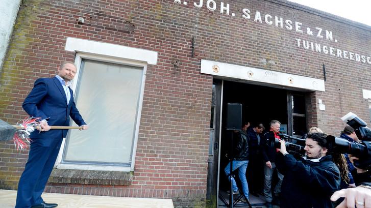 Smederij Boekelo maakt plaats voor restaurant, woningen en reisbureau