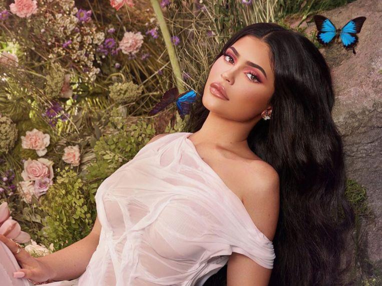 Kylie Jenner speelt een belangrijke rol in de coronacrisis.