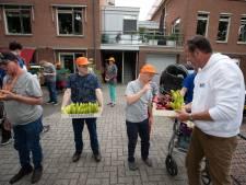 Fruit vervangt de motordag in IJsselmuiden: Live Life bezoekt 30 tehuizen