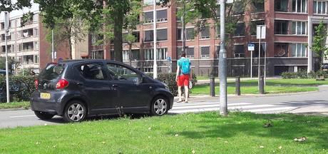 Volop overtredingen op gevaarlijkste kruising van Wageningen