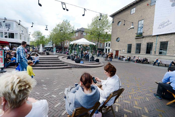 Binnenstad Enschede