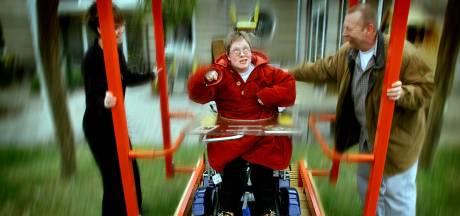 Ede zoekt nog steeds plek voor rolstoelschommel
