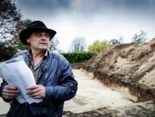 Wie is de man die naar Willeke Dost blijft graven?