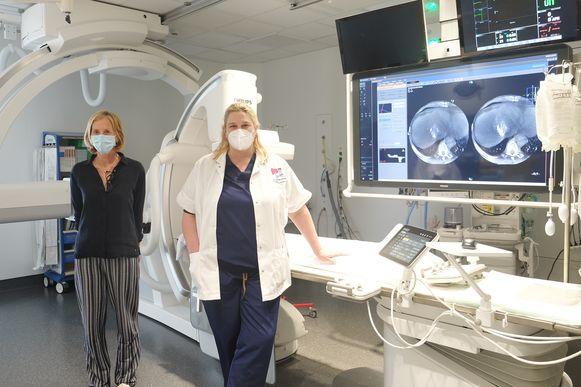 Het OLV en ASZ gaan samen de strijd aan tegen leverkanker, en doen dit met een innovatieve behandeling met radioactieve holmiumbolletjes.