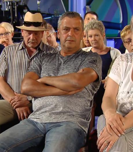1,3 miljoen kijkers zien buren Sandra en ex-marinier Wiel in de clinch