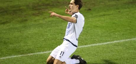 Record pour l'Union: Dante Vanzeir inscrit le but le plus rapide de l'histoire du foot belge