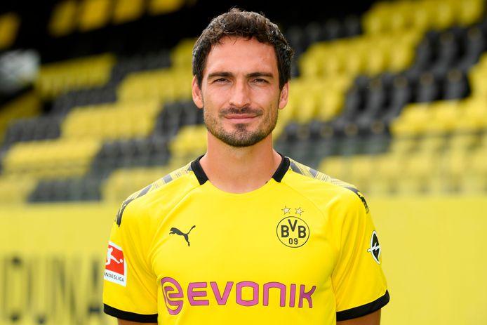 Na drie seizoenen Bayern München terug bij Borussia Dortmund: Mats Hummels.