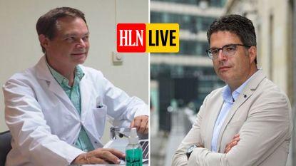 Cardioloog pleit voor 'immuunpaspoort', Steven Van Gucht schiet voorstel af