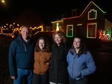 Halseweg in Zelhem door SBS genomineerd voor titel mooiste kerststraat