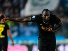 Lukaku gidst Inter naar eerste plaats in Serie A