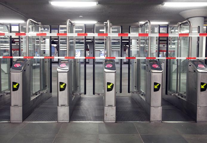 Verdachte Schietpartij Metrostation Beurs Blijft Nog 14 Dagen Langer
