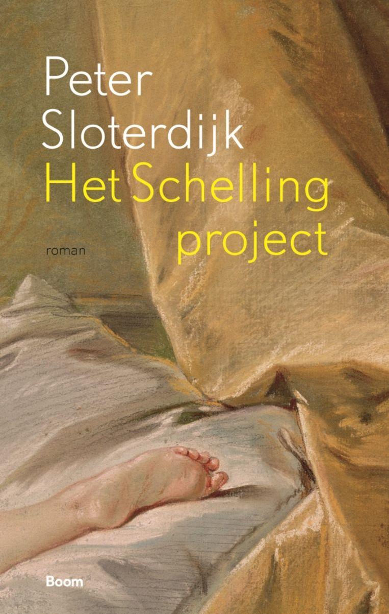Peter Sloterdijk - Het Schelling-project Beeld RV