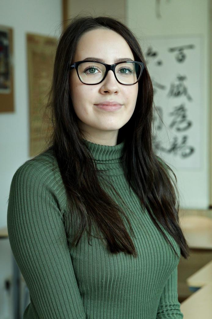 Marysia Doczuminska, 18 jaar, 6vwo.