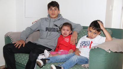 """Afghaans gezin uit Kemmel kan (voorlopig) blijven: """"Gezin heeft opnieuw asiel aangevraagd"""""""