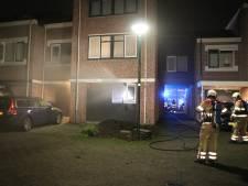 Drie personen naar ziekenhuis na brand in woning Maarssen