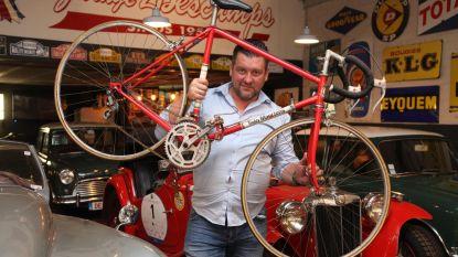 Wie fietst mee met Nico Mattan?