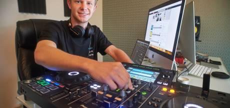 Udense DJ M-ACE op internationale tour: 'Het voelt speciaal dat ik dit mag doen'