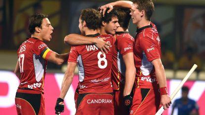 Red Lions geven tegen Spanje 0-2-voorsprong uit handen en gaan na shoot-outs ten onder in gloednieuwe Hockey Pro League