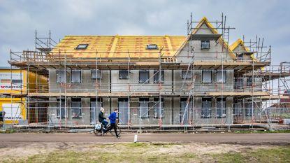"""Confederatie Bouw: """"Verkoop nieuwbouwwoningen gehalveerd tijdens coronacrisis"""""""