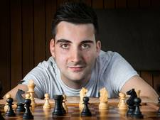 Schaker Benjamin Bok in B-groep Tata Steel Chess Tournament