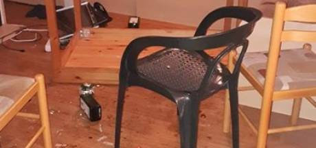 Dronken man (25) vernielt inventaris huurchalet op vakantiepark in Kaatsheuvel