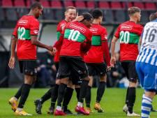 Samenvatting | NEC - FC Eindhoven
