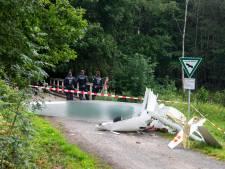 Nederlandse zweefvliegtuigen botsen boven Duitsland: twee doden, bewoners hoorden harde knal