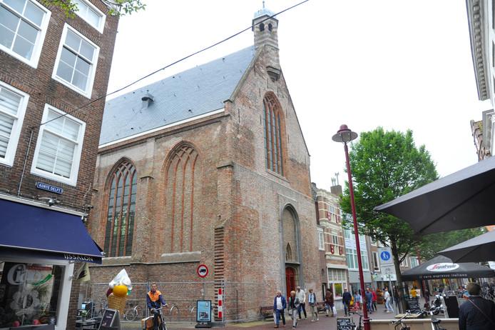 De Gasthuiskerk in Middelburg