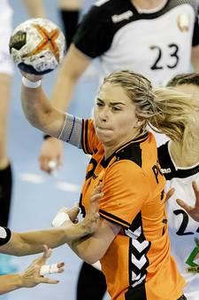 Het gaat voor Estavana Polman weer over handbal