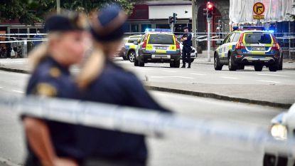 Vier mensen gewond na schietpartij in Zweden