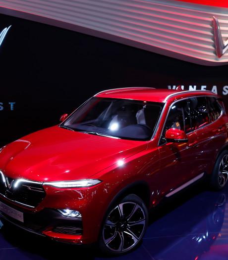 Ook Vietnam heeft nu een eigen automerk én plannen om naar Europa te komen