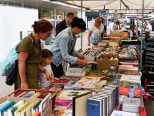 Eerste Roosendaalse Boekenmarkt smaakt naar meer, 'Digitaal leuk, maar papier blijft trekken'