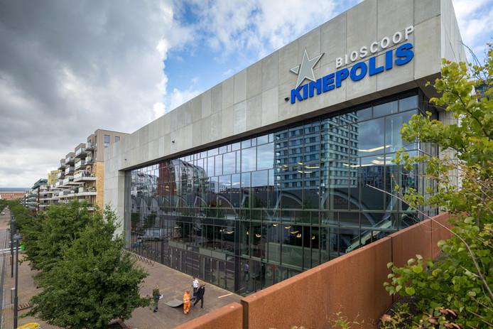 Den Bosch, de nieuwe megabioscoop in het paleiskwartier  Kinepolis.