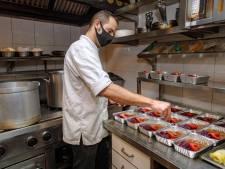 Klassiek wild uit de keuken van chef Luc van restaurant La Provence