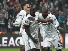 Koploper Besiktas verliest topper bij nummer twee