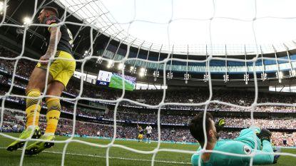 Spurs pakken zege met zijn tienen, Lloris begaat onwaarschijnlijke blunder